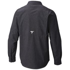 Columbia Irico Long Sleeved Shirt Men black heather